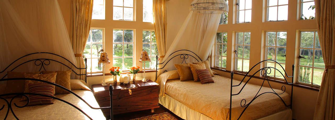 Giraffe Manor, Найроби, Кения