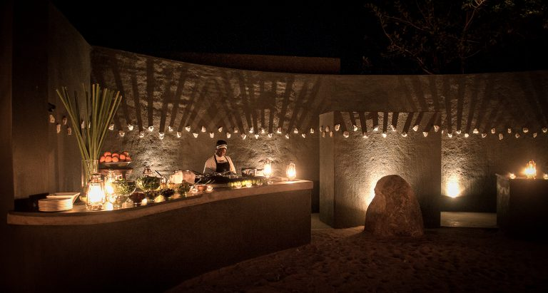 Private Granite Suites