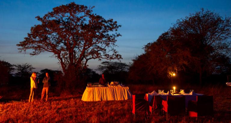 Kirawira Camp, Танзания