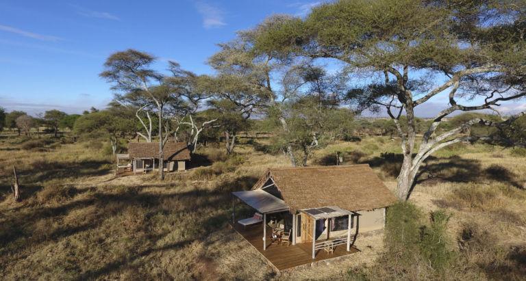 Nomad Kuro Tarangire, Танзания