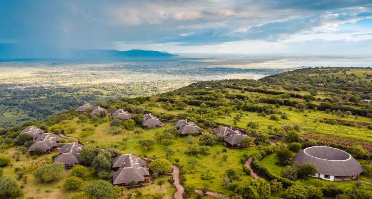 Lake Manyara Kilimamoja Lodge, Танзания