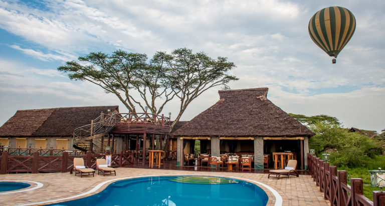 Lake Ndutu Luxury Tented Lodge, Танзания
