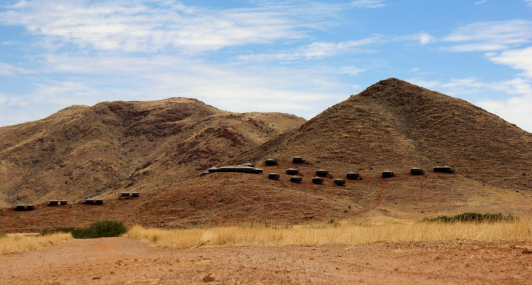 Moon Mountain Lodge, Намибия