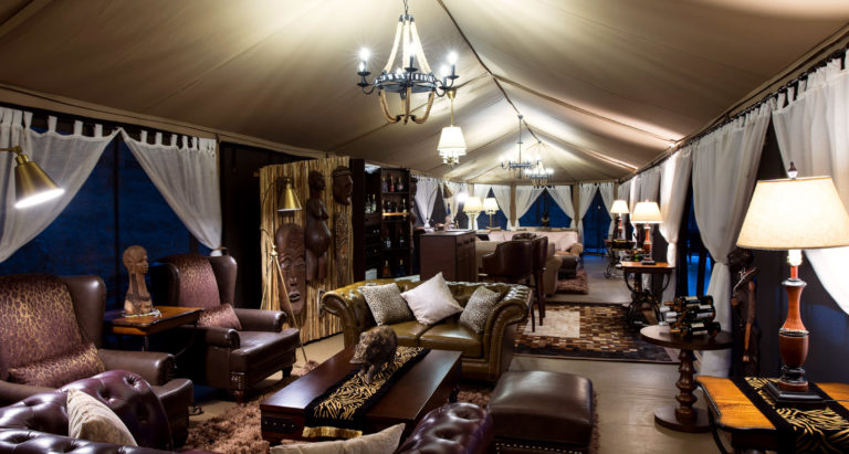 Ole Serai Luxury Camp Moru Kopjes, Танзания