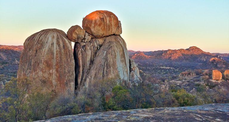 туры в Национальный парк Matobo, Зимбабве