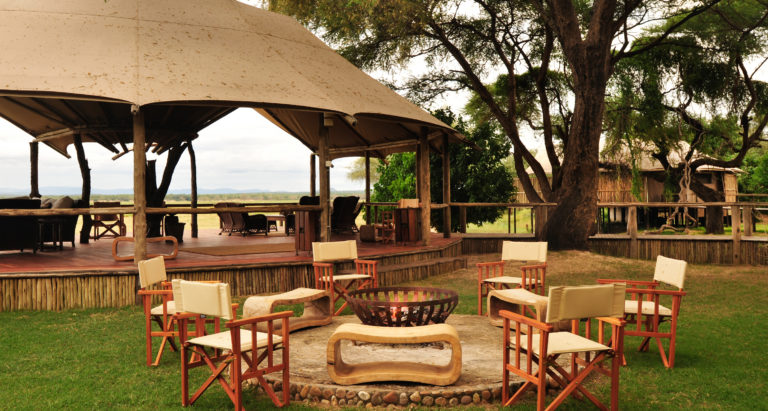 Anabezi Luxury Tented Camp, Замбия