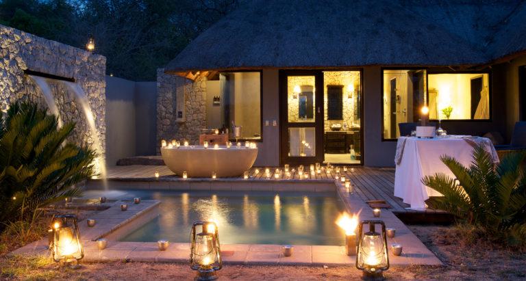 Londolozi Private Granite Suites, ЮАР