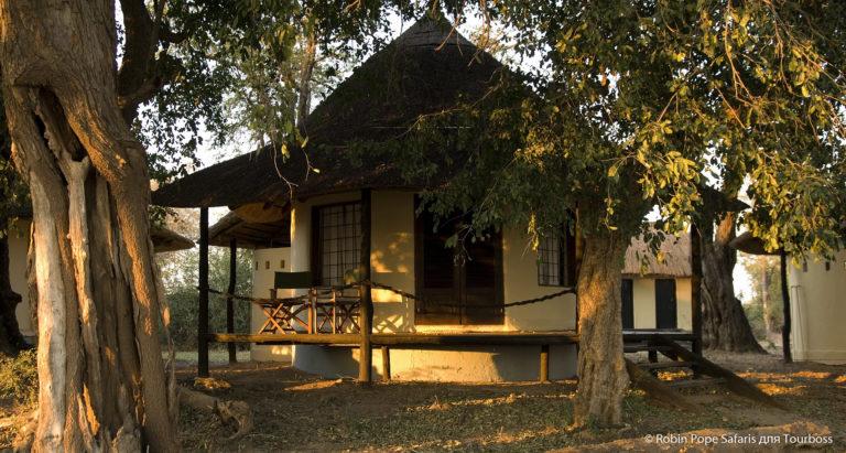 Nsefu Camp, Замбия