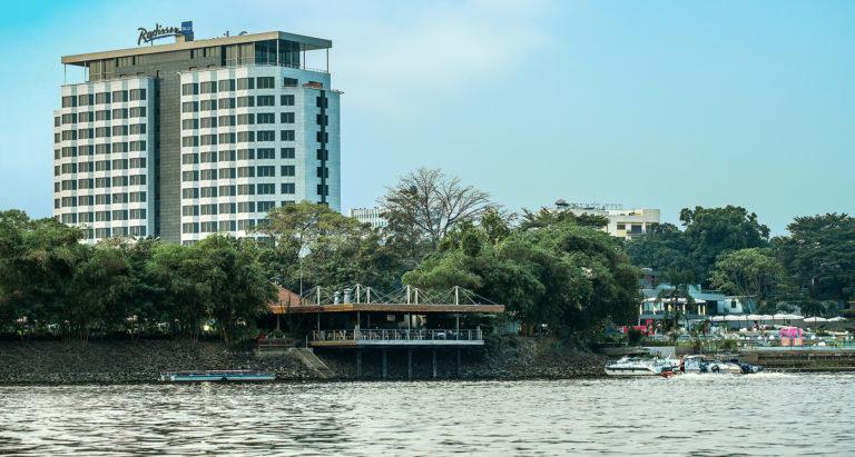 Radisson Blue Hotel, Браззавилль, Конго