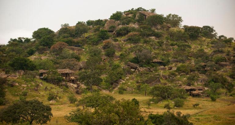Lamai Serengeti, Танзания