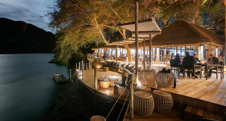Лучшие отели и кэмпы Намибии