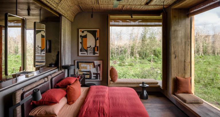 Отели Руанды