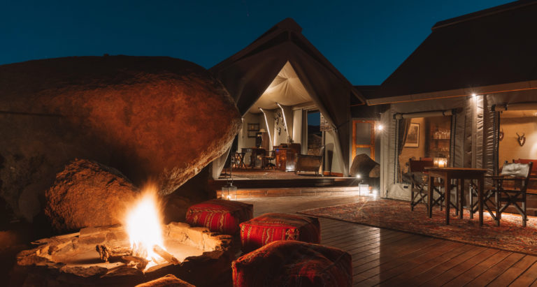 Лучшие отели Намибии