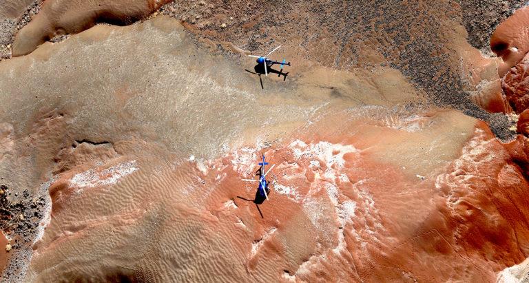 Вертолетные туры в Кению