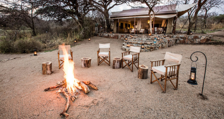 Mbono Tented Camp