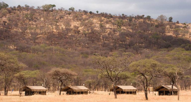 Kati Kati Camp, Танзания