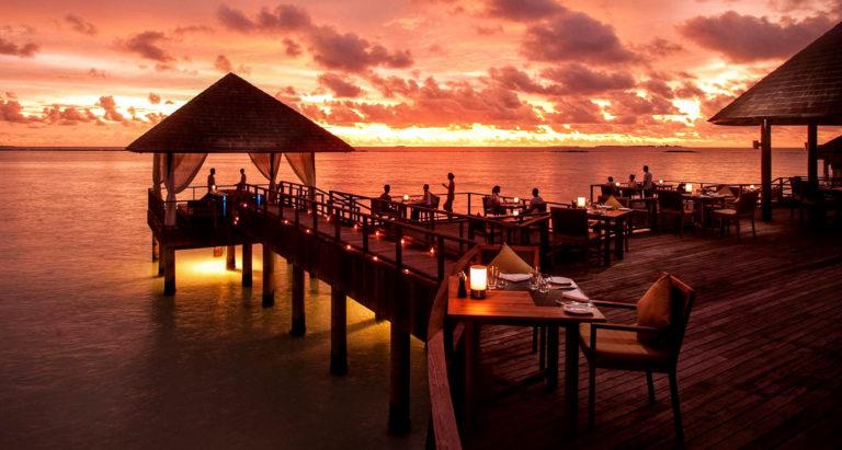 The Sun Siyam Iru Fushi, Мальдивы