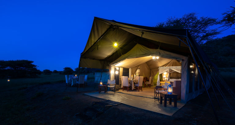 Serengeti Woodlands Camp, Танзания