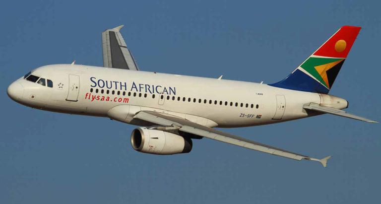 Перелеты из России в ЮАР