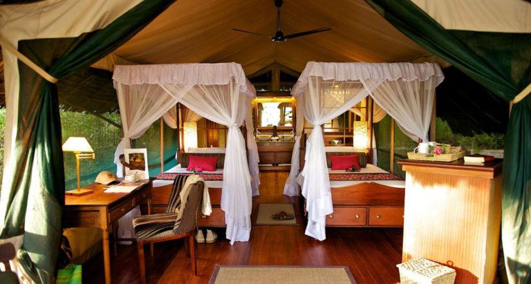 Intrepids Samburu Кения