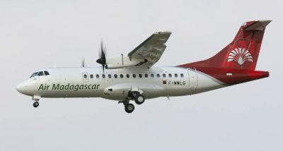 Внутренние перелеты на Мадагаскаре