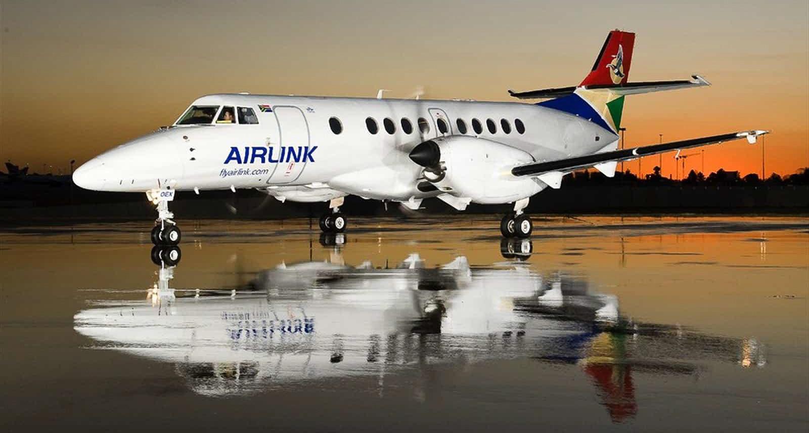 Внутренние перелеты в ЮАР