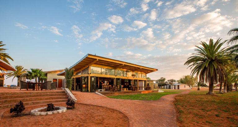 Kalahari Anib Lodge, Намибия