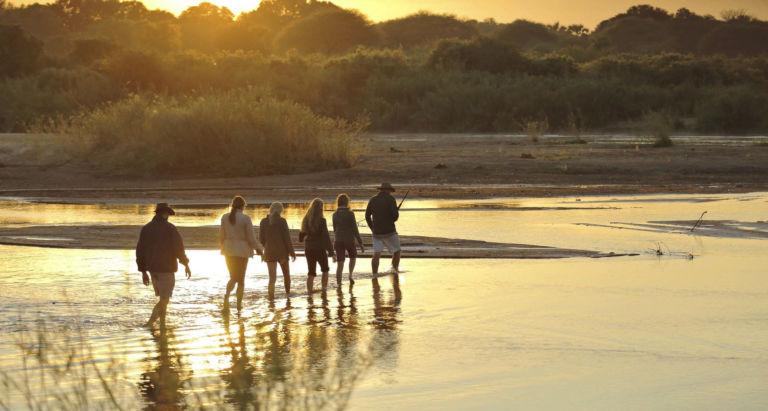 Пешие сафари в Танзании
