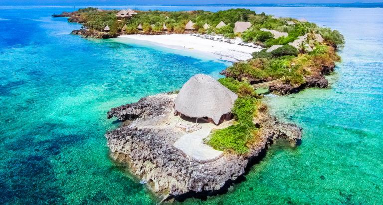 The Sands на острове Chale