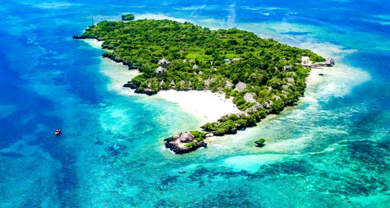 Лучшие островные отели Кении