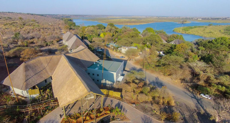 Chobe Bush Lodge, Ботсвана