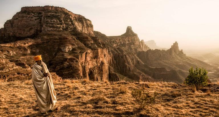Христианские святыни Tigray, Эфиопия