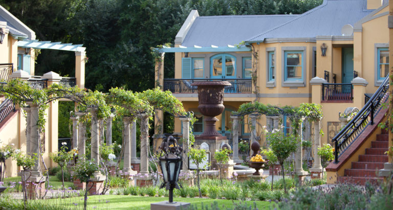 Franschhoek Country House & Villas, ЮАР