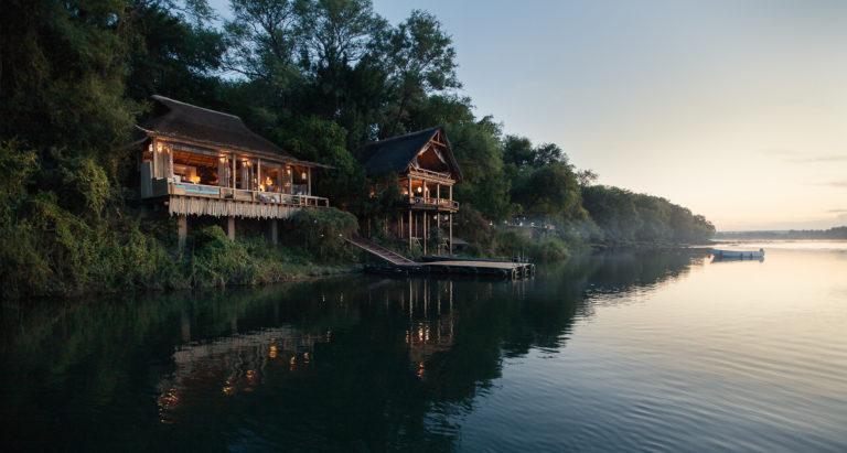 Tongabezi, Водопад Виктория, Замбия