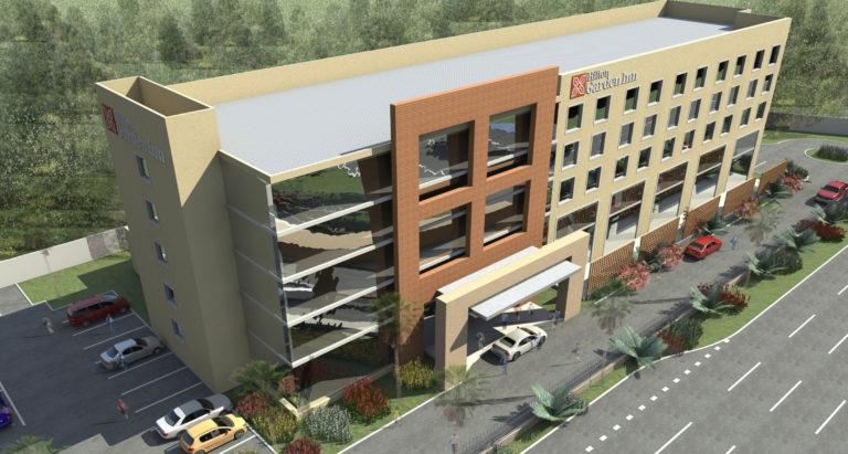 Hilton Garden Inn, Найроби
