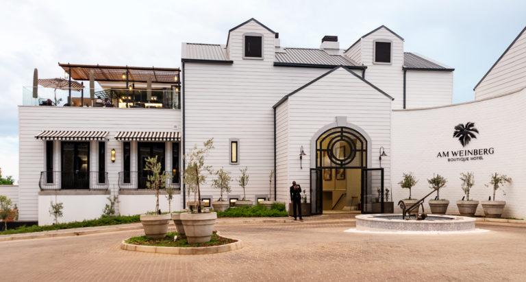 Am Weinberg Estate's Boutique Hotel, Намибия