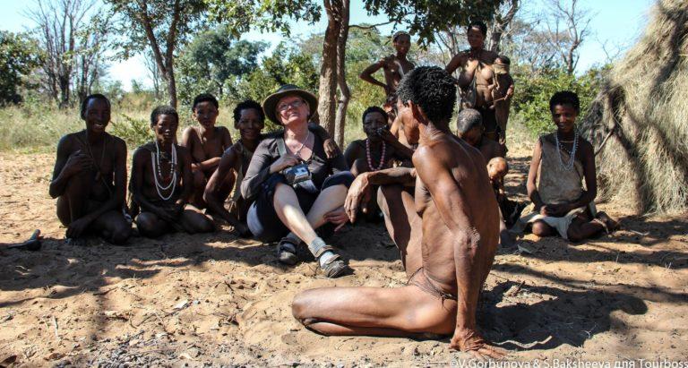 Рассказ о нашей поездке с Tourboss в Намибию и наши фото