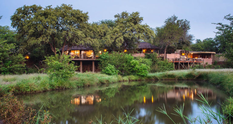 Mashatu Lodge & Tented Camp