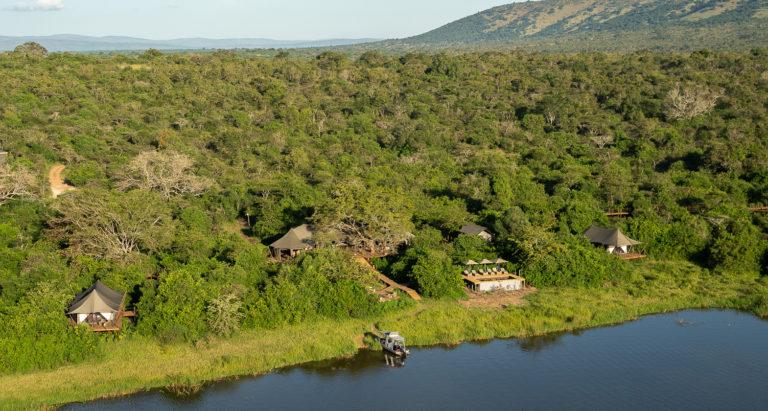 Magashi Camp, Руанда