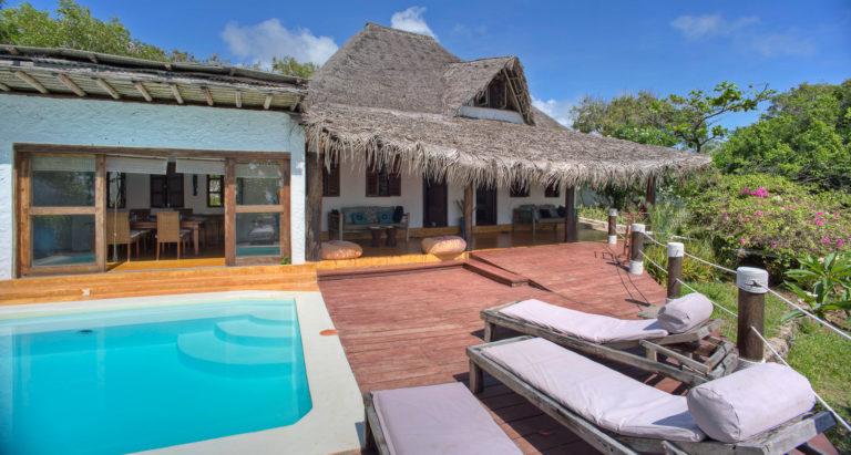 Matmewe Beach House, Занзибар