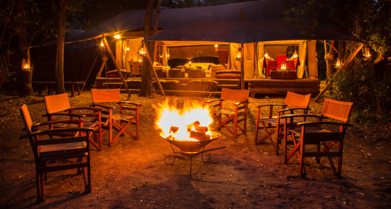 Mara Expeditions Camp, Кения