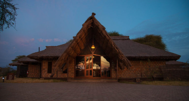 Tarangre Simba Lodge, Танзания