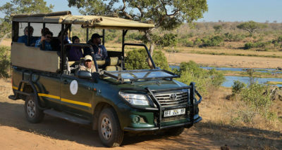 Mjejane River Lodge, ЮАР