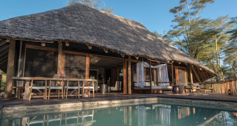 Finch Hattons Luxury Tented Camp, Кения