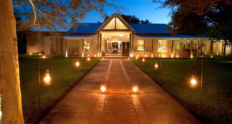Morukuru Farm House, ЮАР