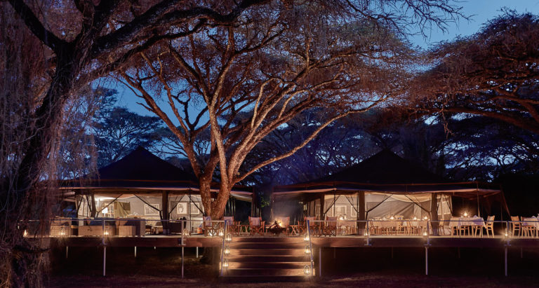 Отели Танзании