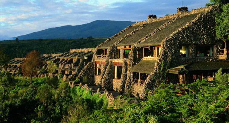 Ngorongoro Serena Lodge, Танзания