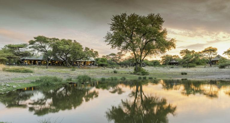 Onguma Tented Camp, Намибия