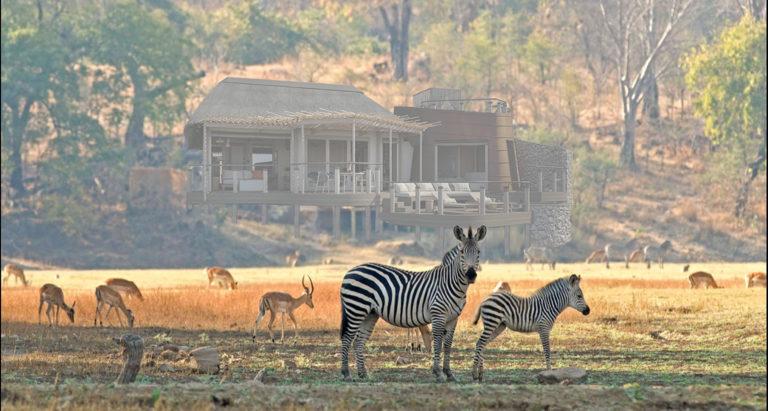 Puku Ridge, Замбия