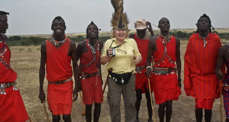 Путешествие в Кению.